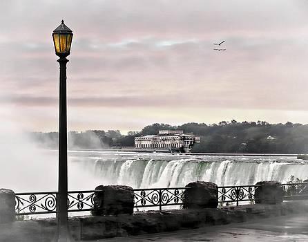 Niagara Falls by Jessica Cirz