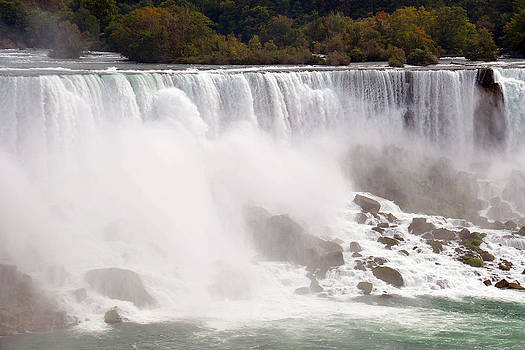 Niagara Falls by Paul Van Baardwijk