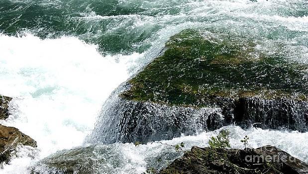 Gail Matthews - Niagara Falls White River Rapids View