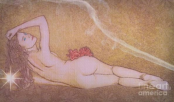 Nice Nude Girl by K Eric