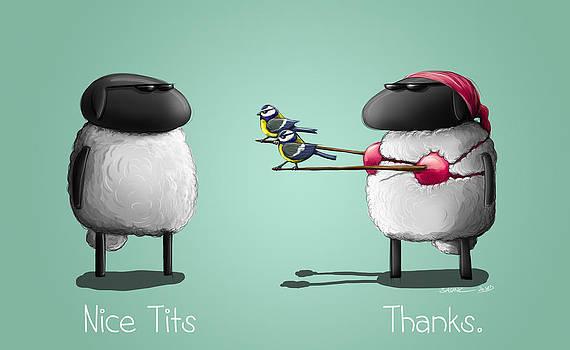 Nice Tits by Sasank Gopinathan