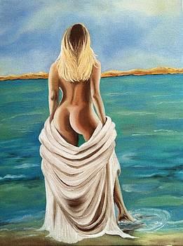 Nice View by Caroline  Stuhr