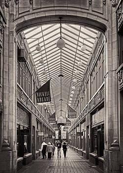 Nickels Arcade by James Howe
