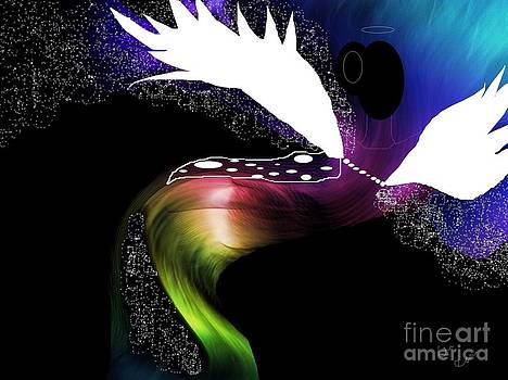 Night Angel by Ann Calvo