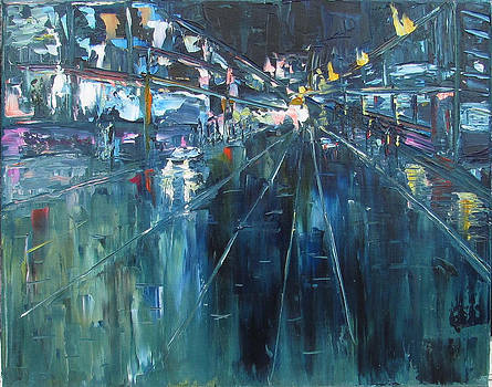 Night LIfe by Elena Nayman