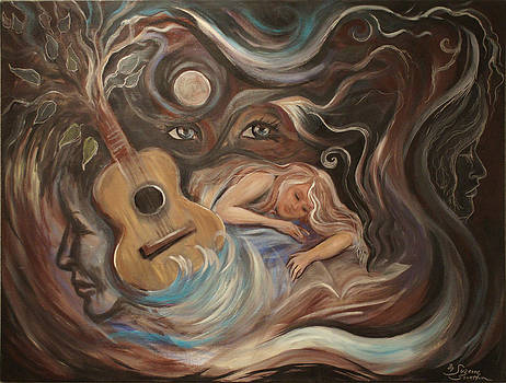 Night Music by Suzanne Stratton