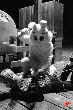 Night of the Rabbit  by Ryan Hughes