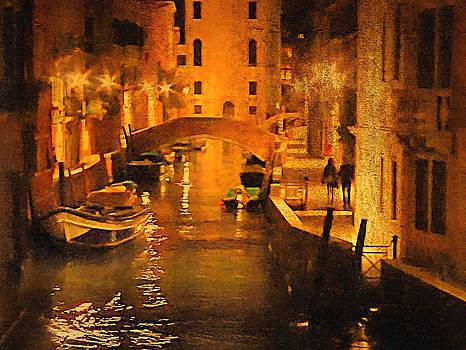 John Tidball  - Night on the Canal