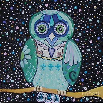 Night Owl by Melinda Etzold