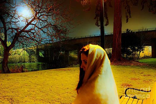 night Portrait by Michael Cross