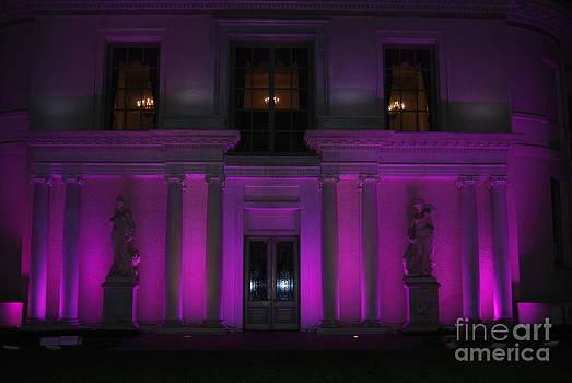 Night Purple by George Mount