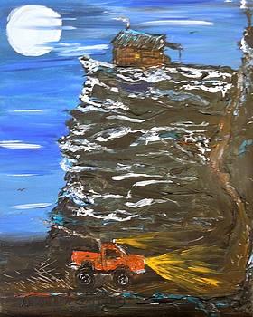 Night Shack by Randolph Gatling