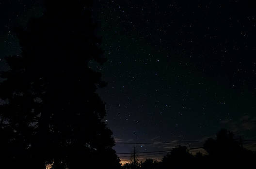 Night Sky by Greg Amptman