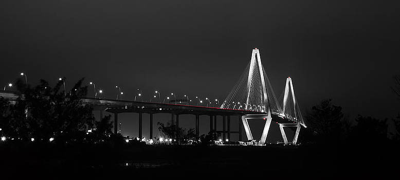 Night Time on the Bridge by Andrew Crispi