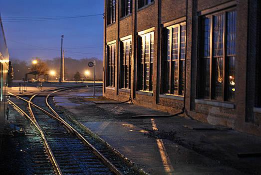 Night Tracks by Misty Stach