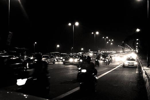 Sumit Mehndiratta - Night traffic