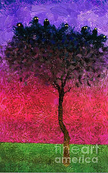 Night Tree by Max Cooper