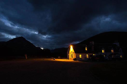 Nightfall  by Arianna Petrovan