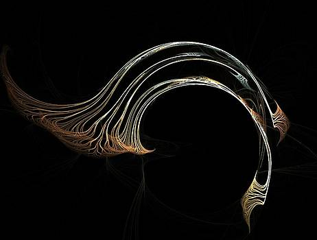 Nightflower by Zsuzsa Balla