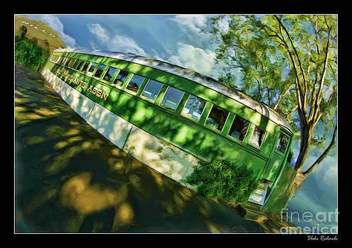Blake Richards - Niles Merchant Assn Train