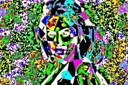 Ninja Female Artist by Jordan Judd