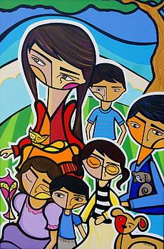 Ninos by Mary Tere Perez