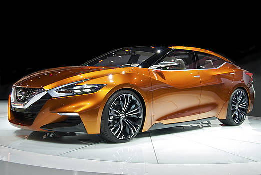 Michael Peychich - Nissan 2014 Concept