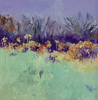 NM Winter One by Carol Hopper