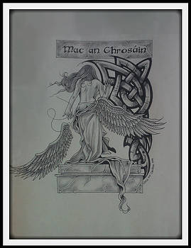 No Angel by Chris Mc Crossan
