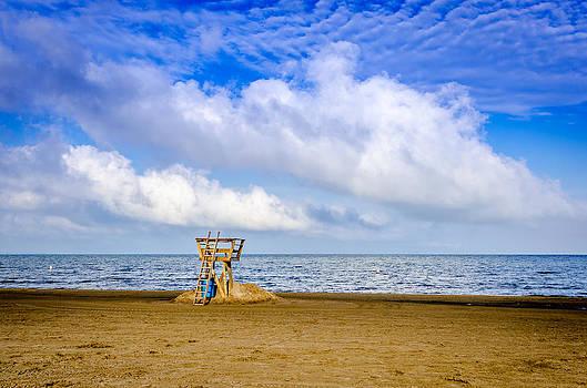 No Lifeguard On Duty by Anthony Morganti