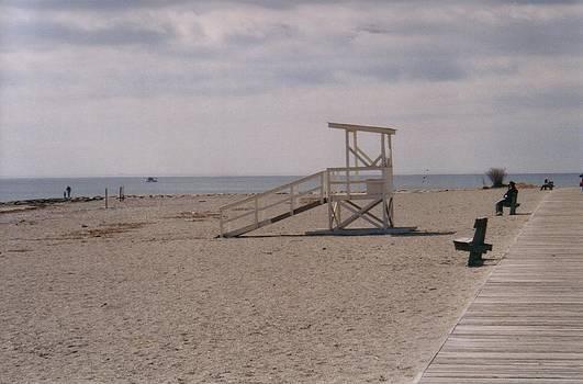 No Lifeguard on Duty by David Fiske