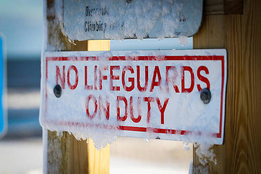 No Lifeguards by Frank Somma
