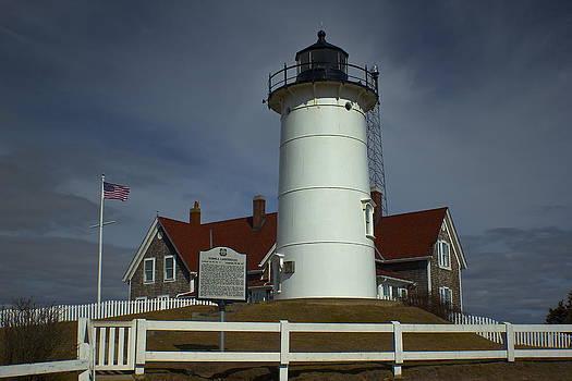 Amazing Jules - Nobska Point Lighthouse 2