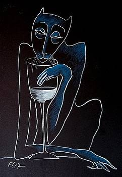 Nocturnes. The Milk Drinker by Elisheva Nesis