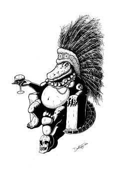 Nola Gator by Daniel Ramirez