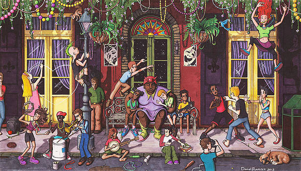 Nola Kids by Daniel Ramirez