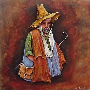 Nomad by Abbas Djamat