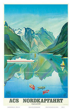 Nordkapfahrt by Vintage