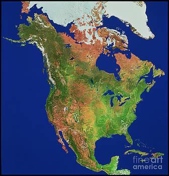 WorldSat International Inc - North America