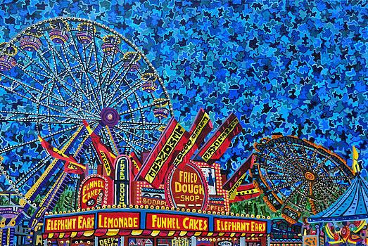 North Carolina State Fair 2 by Micah Mullen