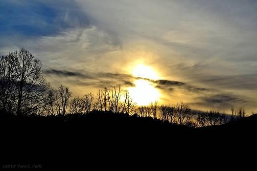 North Georgia Sunset I by Tara Potts