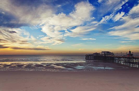 North Pier by Nick Barkworth