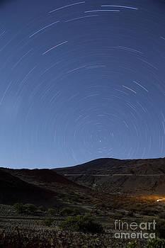 Charmian Vistaunet - North Star above Mauna Kea