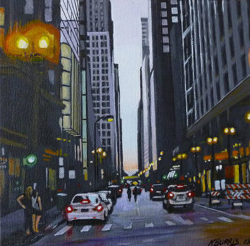 North State Street by Kevin Burris