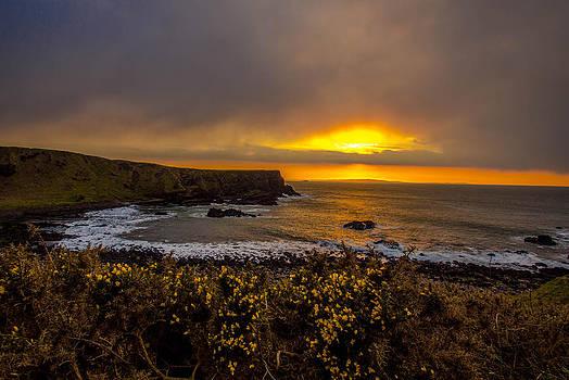 Northern Ireland Sunset by DM Photography- Dan Mongosa