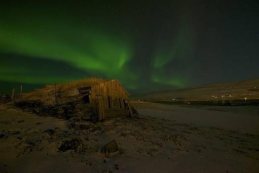 Northernlights by Erlendur Gudmundsson