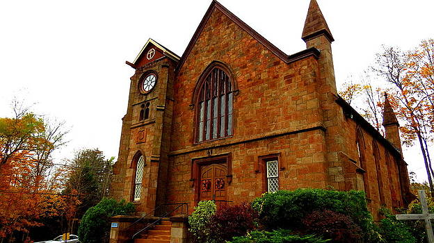 Northford Church by Stephen Melcher