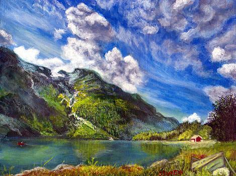 Norwegian Dreams by Jennifer Frampton