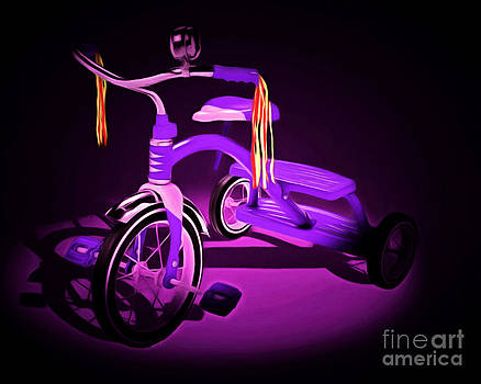 Wingsdomain Art and Photography - Nostalgic Vintage Tricycle 20150225 m88