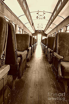 Cheryl Young - Nostaligic Train